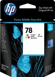 -KETRIDŽ HP-78-Color