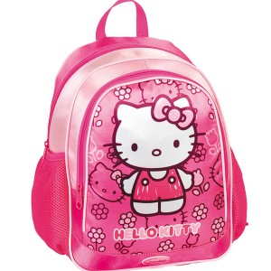 AERO-RUKSAK HELLO KITTY ROZ. HC